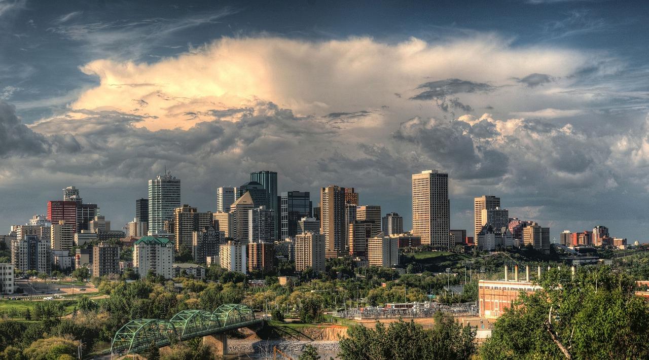 Edmonton Debt Clouds in Sky