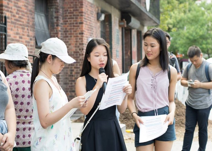 Young Asian Women Living their Dreams