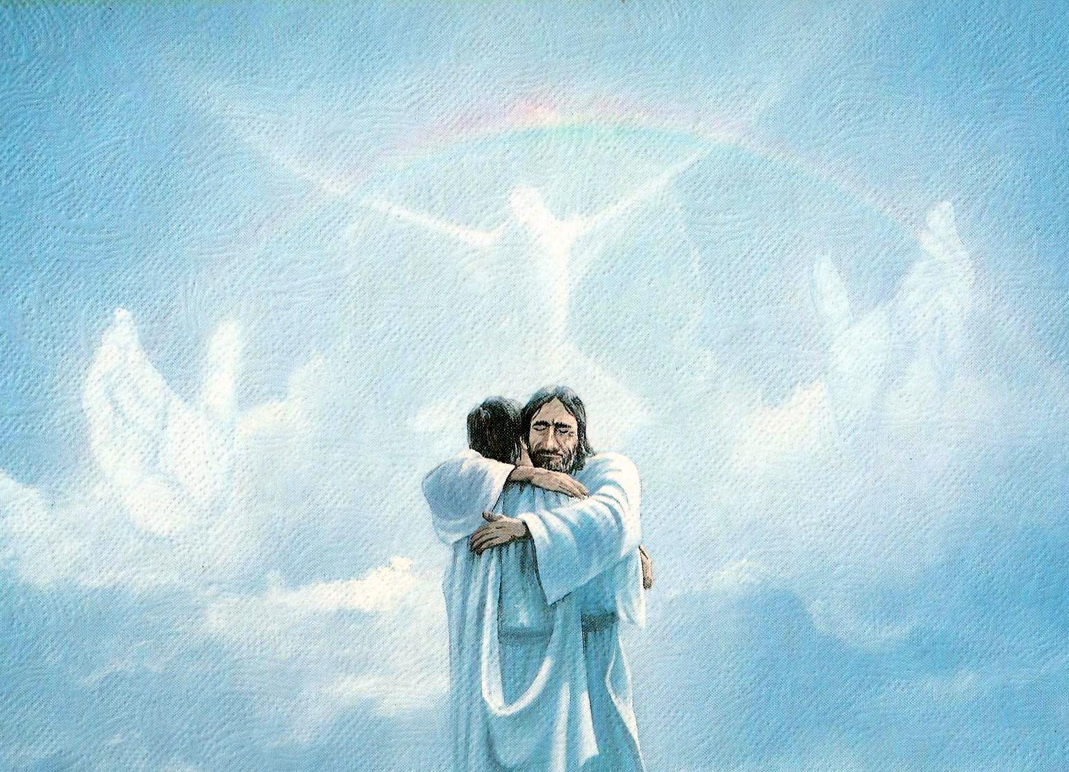 господь ангел картинка упустите